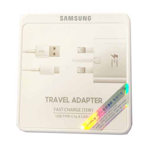 Samsung 快充旅行充電器 白色