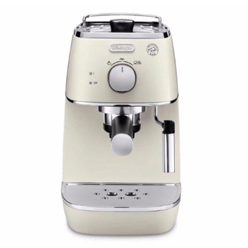 DELONGHI 1L咖啡機 ECI341.W 白