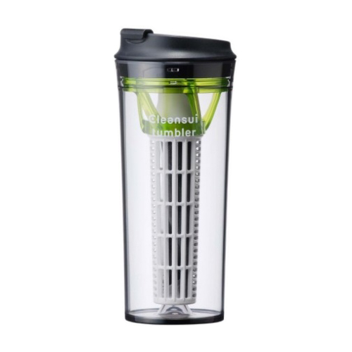 MITSUBISHI 水壺型濾水器 TM804 綠色
