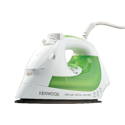 KENWOOD [i]2400W蒸氣熨斗 ISP200GR/綠