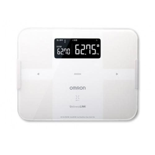 OMRON 脂肪分析磅 HBF-254C白
