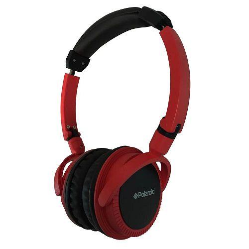 Polaroid Mobile Headphone Red PR-H096