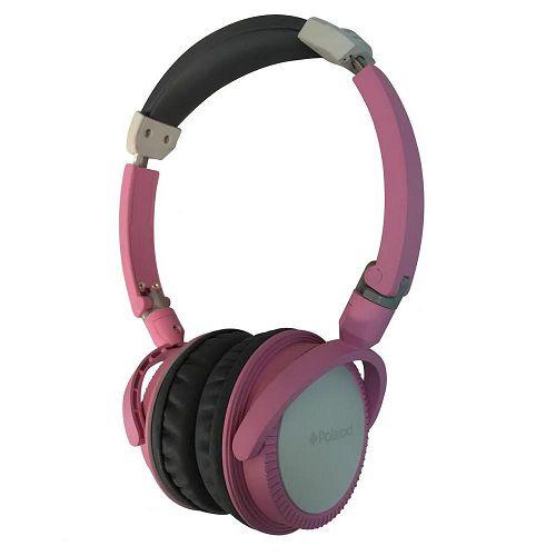 Polaroid Mobile Headphone Pink PR-H096