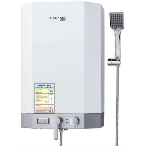GERMANPOOL 23L 3KW速熱式花灑電熱水爐 GPNB-6SSL方型