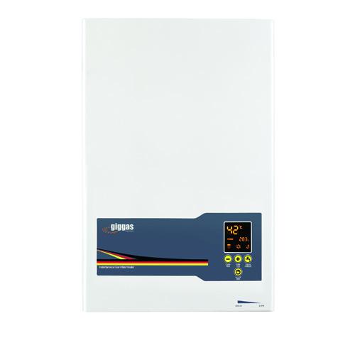 GIGGAS [3/i]石油氣12L頂排式熱水爐 GIW-12UPN2