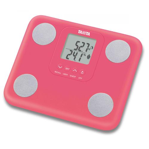 TANITA 脂肪分析磅 BC730紅