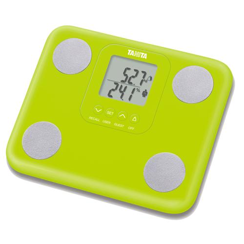 TANITA 脂肪分析磅 BC730綠