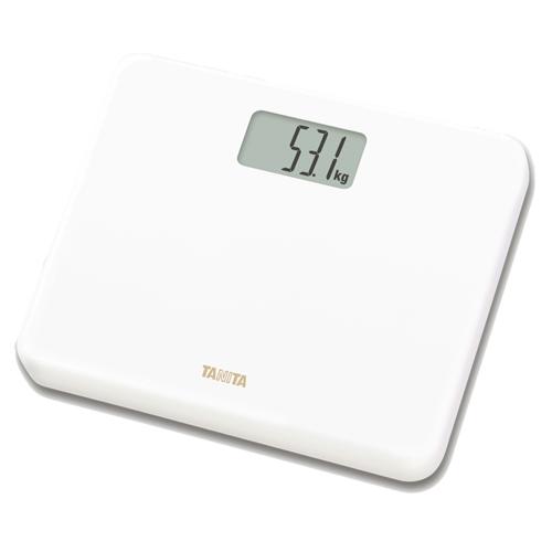 TANITA 輕巧電子體重磅 HD660白