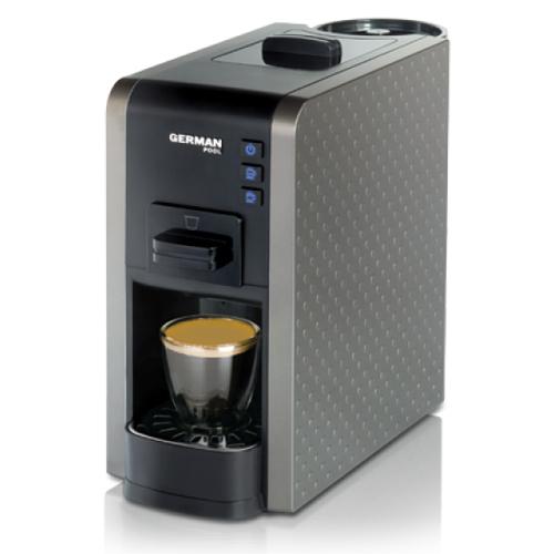 GERMANPOOL 隨芯咖啡機 CMC-111GY 灰色