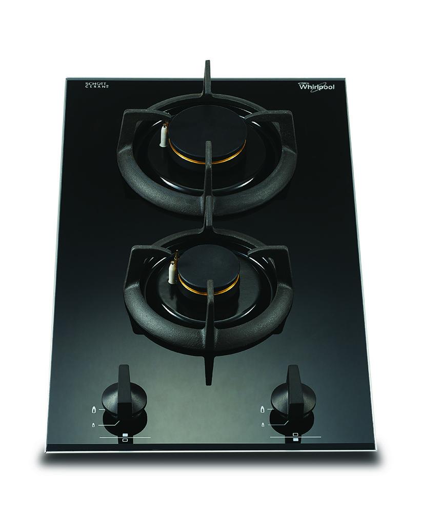 WHIRLPOOL 石油氣-雙頭煮食爐 AVK230/BT/P