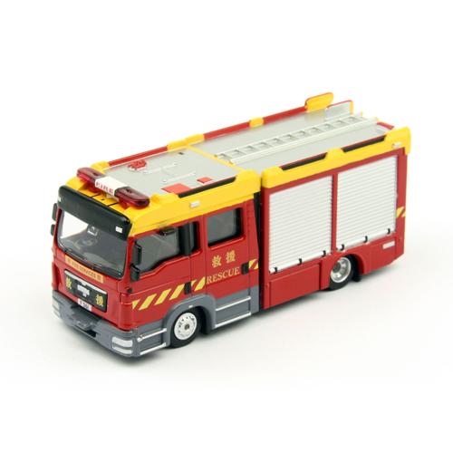 Tiny微影 53 細搶救車 7.5cm
