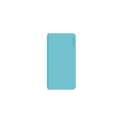 MOMAX iPower Minimal 10000mAh [Type C + USB] 粉藍