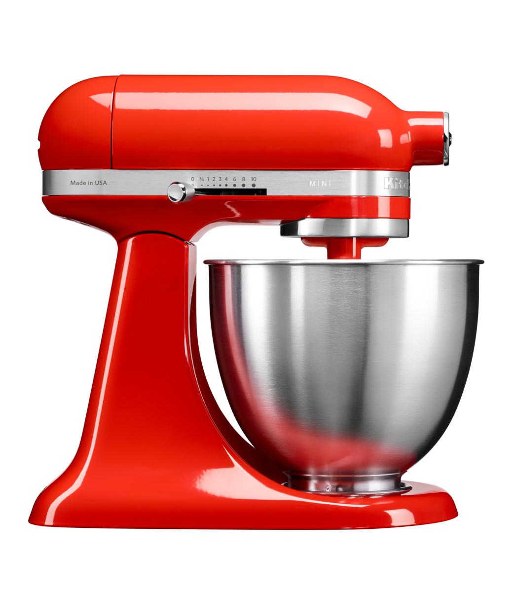 KITCHEN A 3.3L迷你廚師機 5KSM3311XBHT 紅色