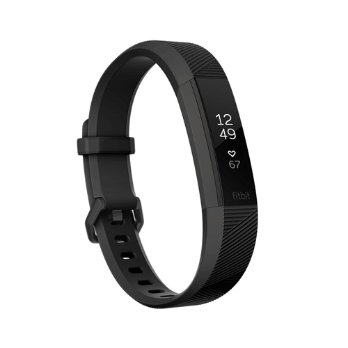 Fitbit Alta HR Black Gunmetal-Small