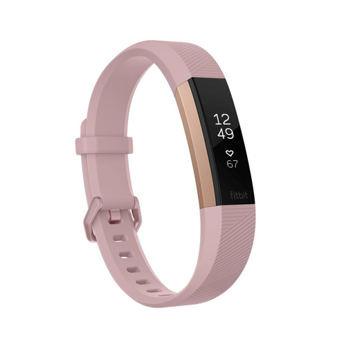 Fitbit Alta HR Pink Rose Gold-Small