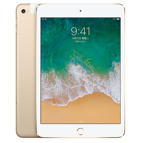 APPLE iPad mini 4 Wi-Fi + 4G 128GB Gold