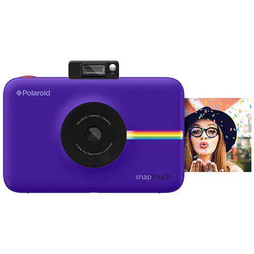 Polaroid Snap Touch Purple