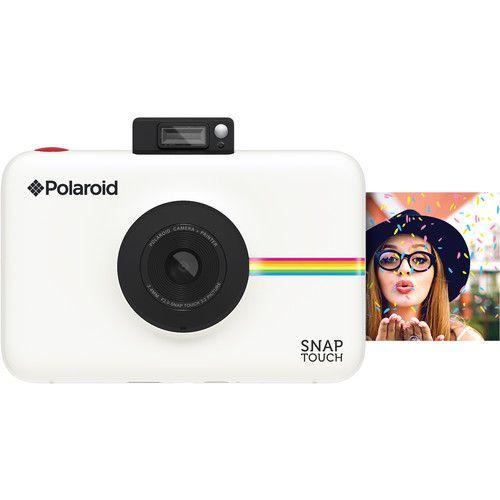 Polaroid [A]Snap Touch White