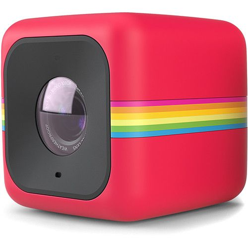 Polaroid [A]Cube Plus Red