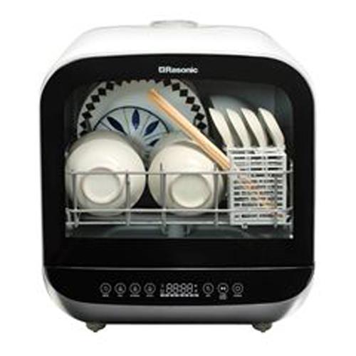 RASONIC 儲水式洗碗機 RDW-J5W-白色