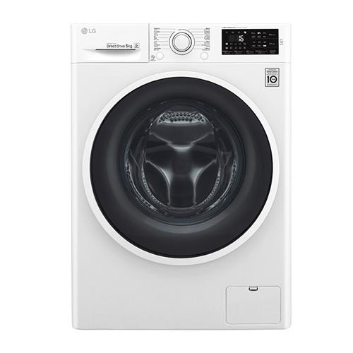 LG 6KG前置纖薄式洗衣機 WF-1206C4W