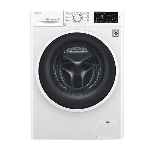LG 8KG前置式洗衣機 WF-1208C4W