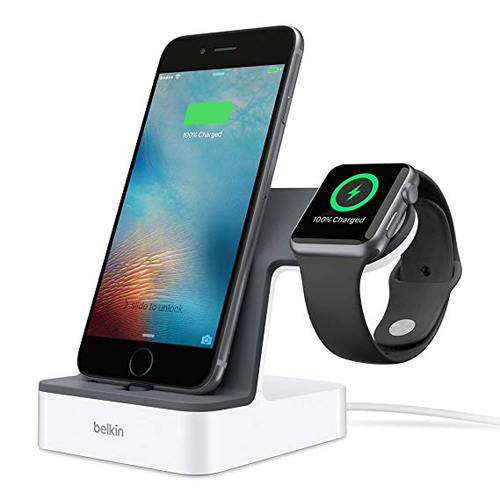Belkin Apple Watch + iPhone充電座