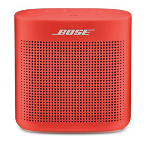 BOSE SoundLink Color BT SPKR II SFL RED WW Red