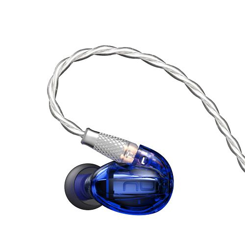 Nuforce Bluetooth Sport In-Earphone 藍色 HEM1