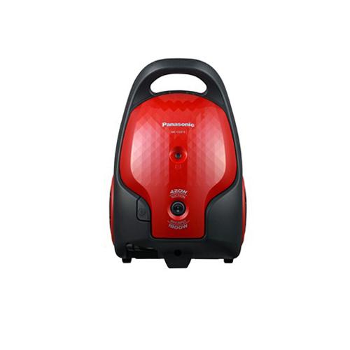 PANASONIC 1800W塵袋吸塵機 MC-CG373 紅色
