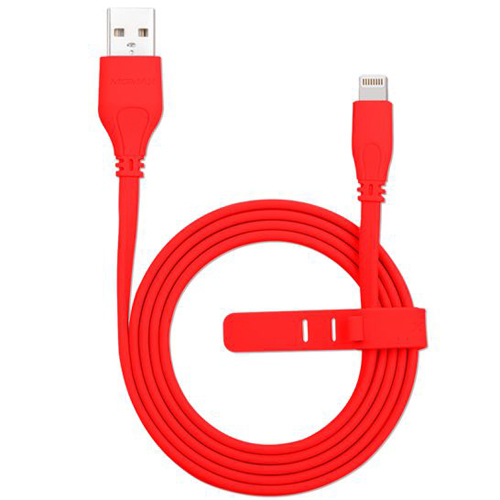 MOMAX ^Go-Link Lightning Cable Red 1M