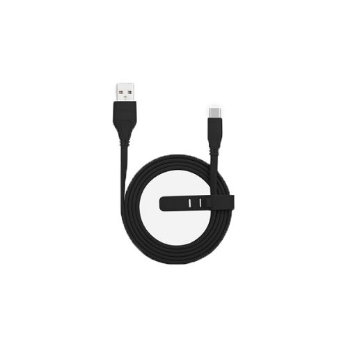 MOMAX ^Go-Link Type C to USB A Cable Black 1M