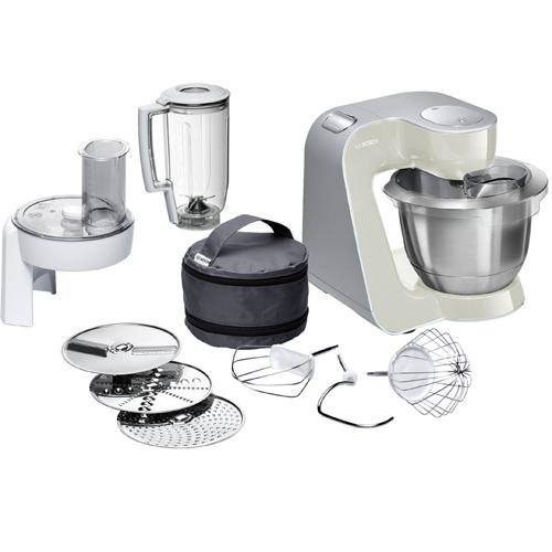BOSCH [i]食物加工器 MUM58L20 礦石灰色