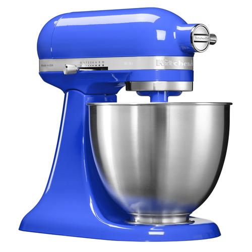 KITCHEN A 3.3L迷你食物處理器 5KSM3311XBTB 藍色