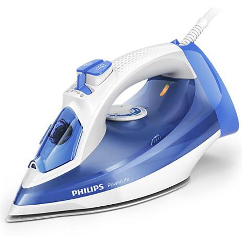 PHILIPS 蒸氣電熨斗 GC2990 藍色
