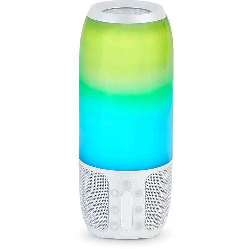JBL Pulse 3 Bluetooth Speaker White