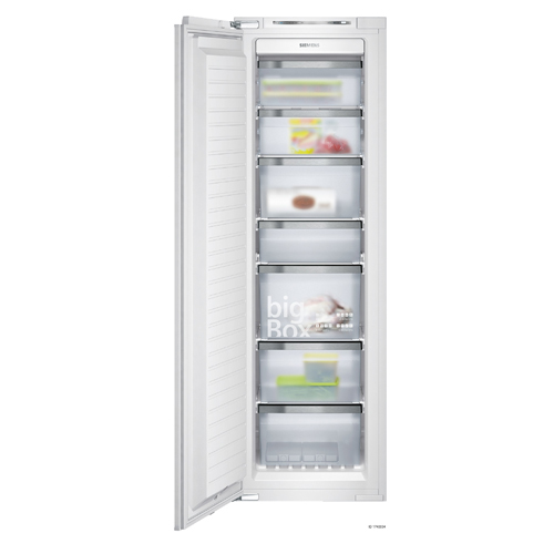 SIEMENS 210L單門冷凍櫃 GI38NP61HK
