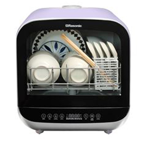 RASONIC 儲水式洗碗機 RDW-J5V -薰衣草紫