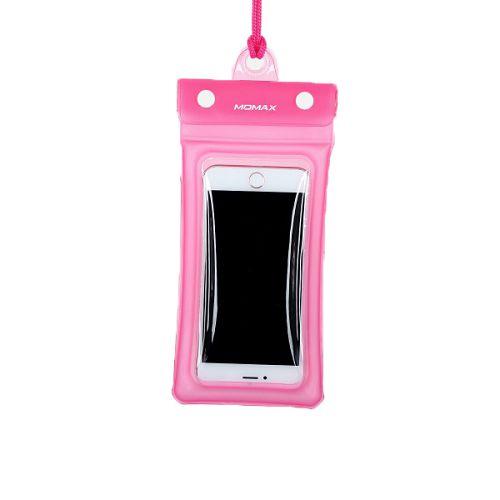 MOMAX AirPouch 防水袋 粉紅
