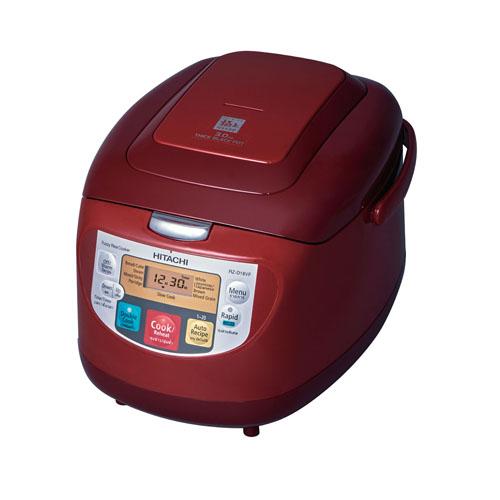 HITACHI [i]1.8L 電飯煲 RZD18VFY-DRE 暗紅