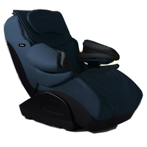 INADA [i]W ENGINE雙引擎按摩椅 HCP-WG1000D 藍色