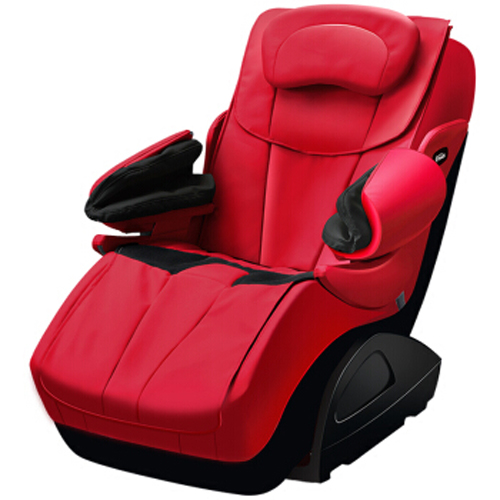 INADA [i]W ENGINE雙引擎按摩椅 HCP-WG1000D 紅色