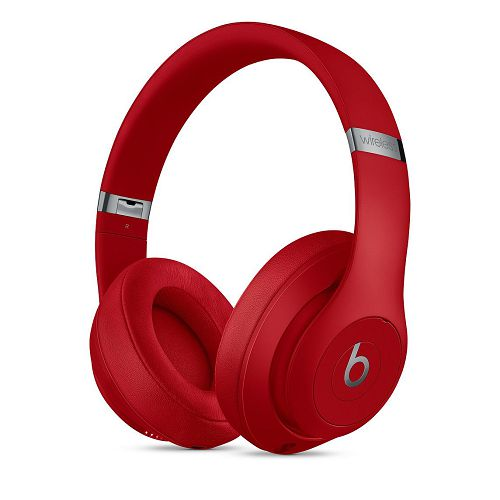 Beats Studio 3 Wireless Over-Ear Headphone Red