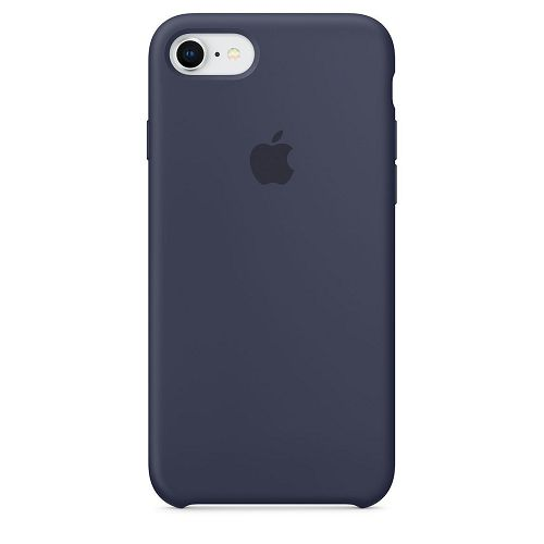 APPLE [i]iPhone 8/7 Silicone Case Midnight Blue