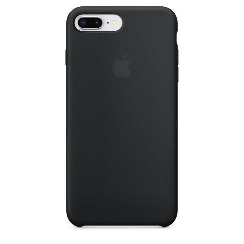 APPLE [i]iPhone 8 Plus/7 Plus Silicone Case Black
