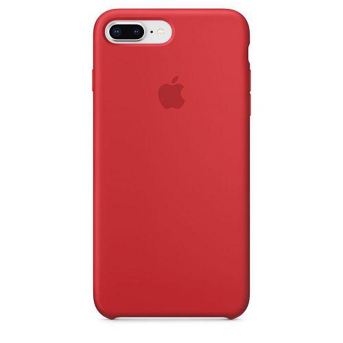 APPLE [i]iPhone 8 Plus/7 Plus Silicone Case Red