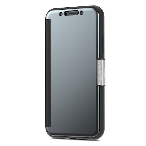 moshi StealthCover for iPhone XS/X Gunmetal Gray