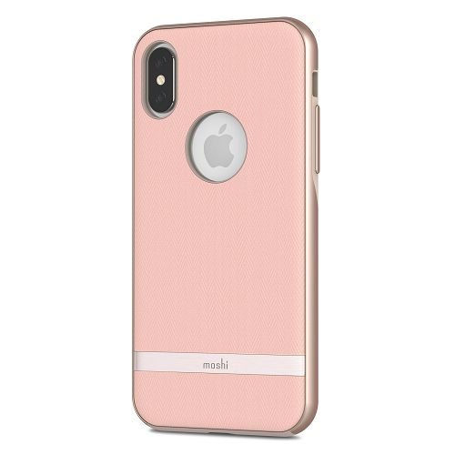 moshi Vesta for iPhone XS/X Blossom Pink