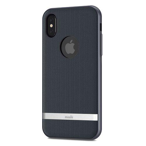 moshi Vesta for iPhone XS/X Bahama Blue