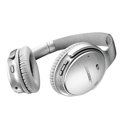 BOSE QuietComfort 35 II,WIRELESS,SILVER Silver